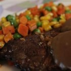 Juicy Steak - This recipe for a juicy steak will add a new method to your culinary expertise: cooking a frozen steak!