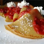 Basic Crepes - See how easy it is to make crepes. You'll need just 6 common ingredients for these French-style pancakes.