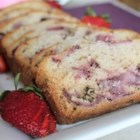 Strawberry Bread - This is wonderful hot or cold, for breakfast or as a dessert. A definite family favorite!