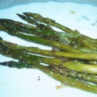 Photo of: Roasted Asparagus with Shallots - Recipe of the Day