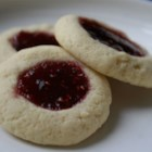 Jam Filled Butter Cookies - This cookie recipe has been in my mother's family for more years than I've been alive. It's my favorite cookie; my comfort food!