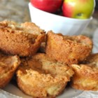 Apple Brownies - This was my Mom's recipe. Easy and quick to make. Apples and walnuts are packed into a cinnamon spiced blonde brownie. Always a hit when I bring it to parties. Very moist and great to make in the fall when apples are plentiful.