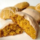Iced Pumpkin Cookies - Wonderful spicy iced pumpkin cookies that both kids and adults love!