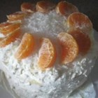 Pig Picking Cake III - This is my daughters favorite. It is an easy mandarin orange cake with pineapple, nuts, pudding and whipped topping. Whip one up and it's pig-out time!
