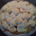 Marshmallow Apple Pie