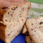 Cinnamon Cranraisin Bread - Dried cranberries add plenty of zing to this bread machine loaf.
