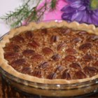 Pecan Pie IV - A  rich, delicious, and easy pecan pie.