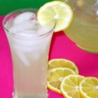 Never Bitter Lemonade - Fresh lemon juice, water, sugar and salt (to remove bitterness) - call the kids in for a glass!