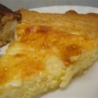 Onion Quiche - This simple quiche is a versatile dish that can be served with almost anything.
