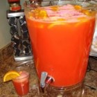 Party Punch III - This is punch is so extremely easy to make that a child could do it, yet it is so delicious. It is always served at our family gatherings, and my sisters, brother and I all had it served at our weddings.