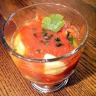 Gazpacho II - A delicious cold soup, perfect for spring and summer!