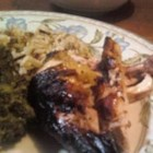 Best Marinated Grilled Chicken - Sweet and tangy BBQ chicken with a hint of smoke flavor. Serve with pasta salad.