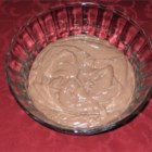Tofu Chocolate Pudding - A creamy chocolate pudding using tofu.