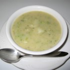 Potato, Broccoli and Cheese Soup - A cheesy, potato broccoli soup that tastes great.