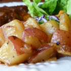 Honey Roasted Red Potatoes - These slightly sweet potatoes are perfect with most entrees.