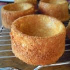 Nannie's Hot Milk Sponge Cake - Heating the milk before using it to make the batter delivers a light and fluffy sponge cake.