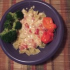 Habanero Pepper Cream Pasta - This is a wonderfully spicy cream pasta with a hint of garlic and shallots. You also can add sauteed chicken or shrimp. Very easy and quick sauce to make if you are looking for a spicy entree.