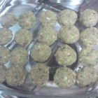Mushroom Stuffing Balls - My father loves mushrooms and this is his favorite appetizer. Goes well with a Holiday meal.