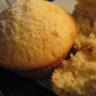 Amusement Park Cornbread - This is a sweet cornbread that bakes in a skillet, or make muffins for individual servings.