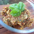 Vegan Sun-Dried Tomato Pesto