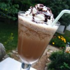 Iced Coffee - A cooling pick-me-up of a coffee-chocolate milkshake.