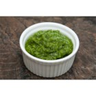 Mint Chutney - Cilantro, mint and a hint of spice make this a magnificent chutney that would go great with lamb. I had searched everywhere for this recipe. The stars aligned one day and I not only found a fabulous house to rent, but a landlord who knew how to make Mint Chutney! This is Roselyn's recipe.