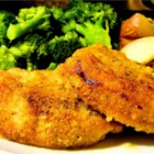 Oven-Fried Pork Chops - This is a quick, simple, and above all, a cheap way to make pork chops.  I love it!