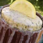 Five Minute Lemon-Poppy Seed Cake - Treat yourself to a light and airy cake straight from the microwave.