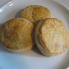Never Fail Biscuits - Good old white biscuits that go great with everything.
