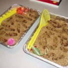 Cat Poop Cookies I - This recipe sounds a little different, but is really good.  It is also a cute cookie to serve at Halloween.