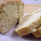 Hard Do Bread - This recipe for Hard Do Bread (hard dough bread) is similar to the one sold in West Indian stores. It's a simple white bread that's just slightly sweet.