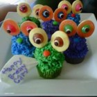Butterfly Frosting - Here is a great recipe to put into your cake decorator attachments for making letters, borders, flowers, etc.  Great for using on birthday cakes. Use any color food coloring.
