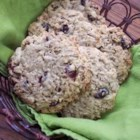 Jumbo Breakfast Cookies - Jumbo breakfast cookies made with rolled oats, raisins, and cereal are perfect for grabbing on the way out the door.