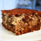 Banana Chocolate Chip Cake - Delightful banana cake with chocolate chips.