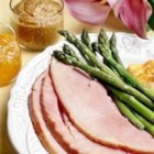 Heavenly Scotch Ham - This recipe makes a mild sweet-tasting ham that is perfect for holiday settings such as Easter or Christmas.