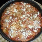 Shrimps Saganaki (Greek Recipe)