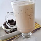 Iced Mocha Fusion Shake - A delicious and cold 'milkshake' using a mocha flavored coffee mix. Try making your own and see just how simple it is!