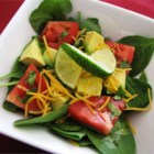 Margarita Dressing - If you love lime, you'll love this sweet, tangy, flavorful dressing that's a great alternative to vinegar- or mayo-based dressings.  It's a wonderful salad accompaniment for a Mexican (or any) meal!