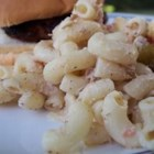 Eagle Salad - Don't worry! It's not really eagle! This is an easy elbow macaroni salad that my Aunt makes. Everybody LOVES it!