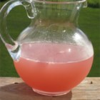 Summer Beer II - The summer is fun when pink lemonade is made hard with vodka and beer.