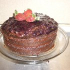 Chocolate Cake III - This is the greatest chocolate cake recipe. It is really moist and will make your mouth water...