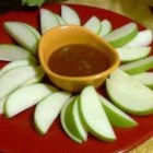 Caramel for Apples - Awesome caramel for dipping apples, bananas etc.  Great for topping on ice cream too.