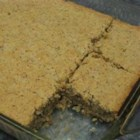 Swedish Nut Bars - A very special cookie with only four ingredients.