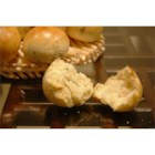 Fresh Herb Dinner Rolls - Soft and tender dinner rolls with the wonderful smell of fresh herbs.