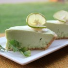 Avocado Lime Cheesecake - This recipe has real Mexican flavor with avocados and lime. It is unique, easy, and fabulous. You must have an ice cream maker.