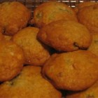 Fresh Fig Cookies - A good moist cookie.