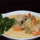 Lowcountry Shrimp and Grits - This is a Charleston, South Carolina recipe. It is a combination of all the best recipes I have seen, and similar to a dish that is served in a popular Downtown Charleston restaurant.