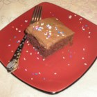 Best Chocolate Cake - Our family's favorite chocolate cake!  Especially when you add the fudge frosting!