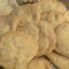 Vinegar Cookies - You won't believe how the vinegar in this easy recipe helps boost the flavor of the nutty cookie.