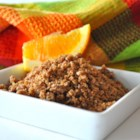Orange Breakfast Crunch Topping Recipe